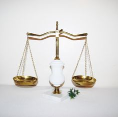 Vintage Scale Balance of Justice by CheekyVintageCloset on Etsy, $52.00
