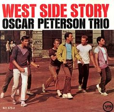 oscar peterson album covers   OSCAR PETERSON