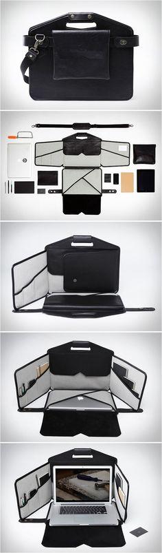 Mobile Laptop Workstation | techlovedesign.com