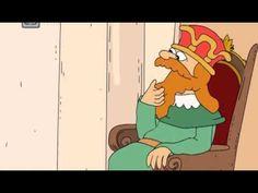 O králi Václavovi  - 17. díl. Family Guy, Animation, Youtube, Fictional Characters, Historia, Animation Movies, Fantasy Characters, Youtubers, Youtube Movies