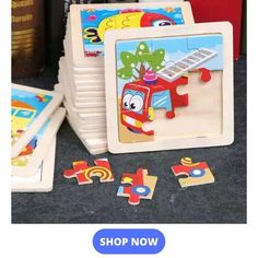 Montessori Toys Educational Wooden Toys For Children Early Learning Puzzles Kids Intelligence Anima Worksheets Gifted Education, Kids Education, Early Education, Education Logo, Education Quotes, Early Learning, Fun Learning, Learning Spanish, Wooden Puzzles