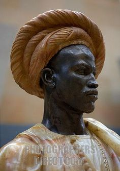 Nègre du Soudan sculpture by Charles Cordier Musee d'Orsay Paris African American Art, African Art, Chocolate Thunder, Art Afro, Physical Comedy, African Origins, Hero's Journey, Black History Facts, Africans