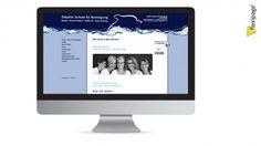 Delphin Schule für Bewegung, Langenthal, Flexipage, Webdesign, Internetauftritt