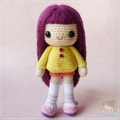 İnPDF Crochet Pattern - Emma