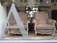 Shop Window Anton & K Cotswolds