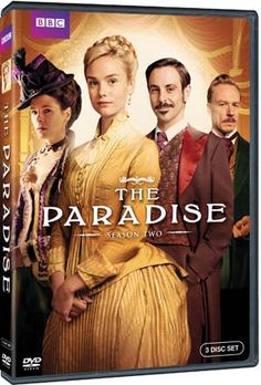 The Paradise: Season 2 at BBC Shop Following the smart, ambitious and big-hearted Denise Lovett, this series begins a year after the dramatic events that saw Moray declare his love for Denise and lose The Paradise after breaking off his engagement to Katherine Glendenning. The spurned Katherine has since married Tom Weston – a mysterious, brooding ex-military man with a troubled history.