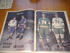 Louis Blues the early years Minnesota North Stars, Blues Nhl, Vancouver Canucks, Sports Images, My Themes, Hockey Teams, St Louis, Growing Up, Bob
