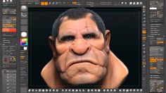Troll - Single Pass Rendering in ZBrush