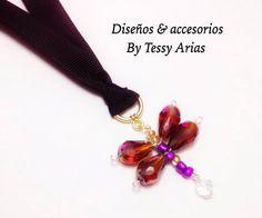 Facebook/ diseños y & accesorios By Tessy Arias.