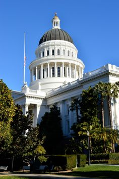 California State House  Sacramento