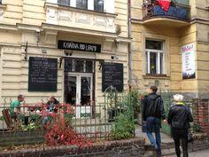 Kavárna Pod Lipami in Praha, Hlavní město Praha