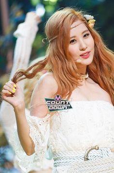 150716 SNSD PARTY MCountdown : Seohyun