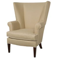 i pinned this oslo wingback chair in beige from the allen clark event at joss u0026