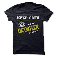 awesome Let DETWILER Handle it - Affordable