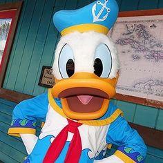 Sailor Donald Duck