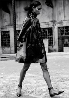 Modern Muse: Melodie Monrose By David Roemer For Uk Marie Claire September 2014
