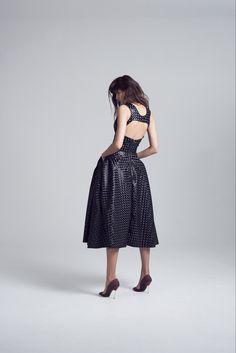 Maticevski Spring 2015 Ready-to-Wear Fashion Show