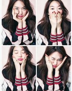 Shin Min Ah - Cosmopolitan Korea Magazine March Issue '16
