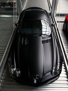 Batman´s Mercedes