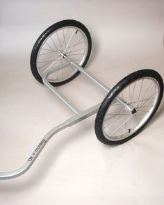 ox and monkey Bones Skeleton DIY Aluminum Bike by oxandmonkey $335.00 CAD $336.68 USD