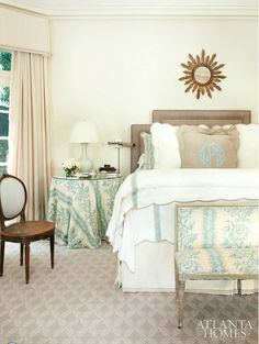 Atlanta Homes and Lifestyle | Leontine Linens
