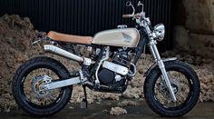 Honda XR600 Street Tracker 66 Motorcycles