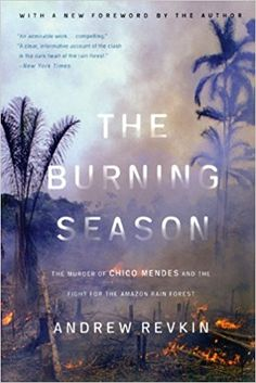 """""""In the rain forests of the western Amazon,"""" writes author Andrew Revkin, """"the threat of violent death hangs in the air like mist after a tropical rain. It is simply a part of the ecosystem, just like the scorpions and snakes cached in the leafy canopy that floats over the forest floor like a seamless green circus tent.""""  Violent death came to Chico Mendes in the Amazon rain forest on December 22, 1988. A labor and environmental activist, Mendes was gunned down by powerful ranchers for…"""