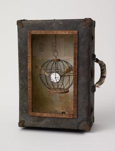 Matt DeFrain Found Object Art, Found Art, Arte Assemblage, Book Art, Shadow Box Art, Recycled Art, Altered Art, Altered Tins, Mixed Media Art