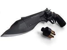 "Colt .357mag Custom ""Black Fish"" - Yuri Custom Works"