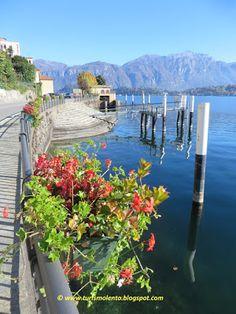 Turismo Lento: I colori dell'Autunno sul Lago di Como: Tremezzo