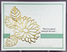 Heart's Delight Cards: No Special Reason for the Sneal Peek!