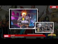 Marvel Contest Of Champions 101 - Marvel LIVE! At NYCC 2016 - Video --> http://www.comics2film.com/marvel-contest-of-champions-101-marvel-live-at-nycc-2016/  #Marvel