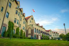 Overlooking the ocean, this historic is a great place to relax and play a round of on an award-winning course at Pines. Alberta Canada, Ottawa, Quebec, Ontario, Vancouver, Cabot Trail, Spa Offers, Romantic Destinations, Prince Edward Island