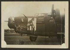 B 17 Nose Art Name Directory B-24 Liberator ...