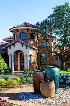 Lovely stone house http://www.casademar.com