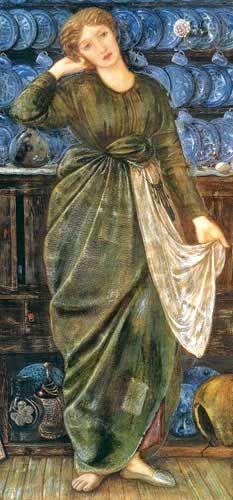 Edward Burne-Jones, Cinderella