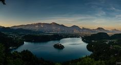 Lake Bled, Slovenia [oc] [7752x4230]