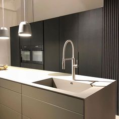 New kitchen space at the showroom #nordicthink #NTkitchen #showroom #casanova214 #kitchendesign #kitchenlovers #designlovers…