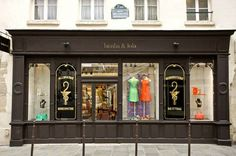 Bimba & Lola, Paris. I have become such a fan of this Spanish brand.