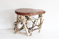 Driftwood Coffee Table Garden Bench Oak Furniture by JKDriftwood,