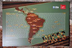 Latin America, Venice Biennale 2015. Voces Latinas Pabellón del instituto Italo-Latinoamericano