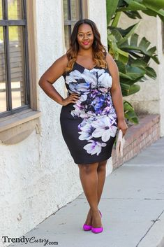 Simply Be Yourself - Trendy Curvy