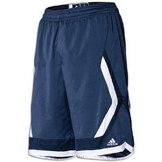 adidas Crazy Light Basketball Short - Men's Size - L Adidas Stan Smith, Navy And White, Basketball, Men Shorts, Yellow, Gym, Inspiration, Sport, Fashion