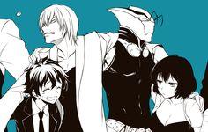 Leo, Zapp, Zed, Chain