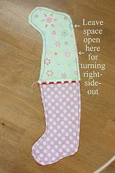 Sew Idea For Gifts simplest way to sew a lined stocking Great to use with my Shepherds Bush stockings - Easy DIY Christmas stocking tutorial for making a simple, lined stocking. Easy to make in multiple sizes for a fast finish. Christmas Projects, Holiday Crafts, Christmas Crafts, Christmas Decorations, Christmas Sewing Gifts, Christmas Quilting, Christmas Tables, Father Christmas, Modern Christmas