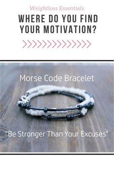 Be Strong Bracelet Weight Loss Bracelet Weight Loss Reminder Lose Weight Motivational Bracelet Motivational Jewelry Motivational Quote