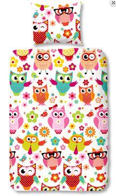 Dekbedovertrek Uil Owl, Kids Rugs, Home Decor, Decoration Home, Kid Friendly Rugs, Room Decor, Owls, Home Interior Design, Home Decoration