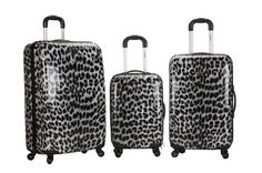 Rockland Luggage 3 Piece Polycarbonate Upright Set, Snow Leopard, One Size Rockland http://www.amazon.com/dp/B00EO9UVTI/ref=cm_sw_r_pi_dp_RTo8tb0C2AGSA