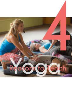 We are pleased to announce The Art of Teaching Yoga, a mentoring program for registered yoga teachers and our first-ever 3-day workshop. Register now and be the first to know about exclusive content and discounts ahead of our launch in New York April 8, 2016