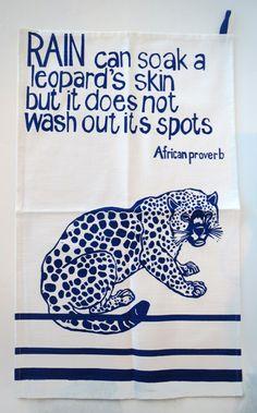 """Yda Walt's """"African Proverb"""". Kalk Bay Modern: July 2013"""